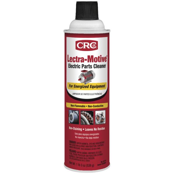 Limpiador de Contactos Lectra Motive CRC
